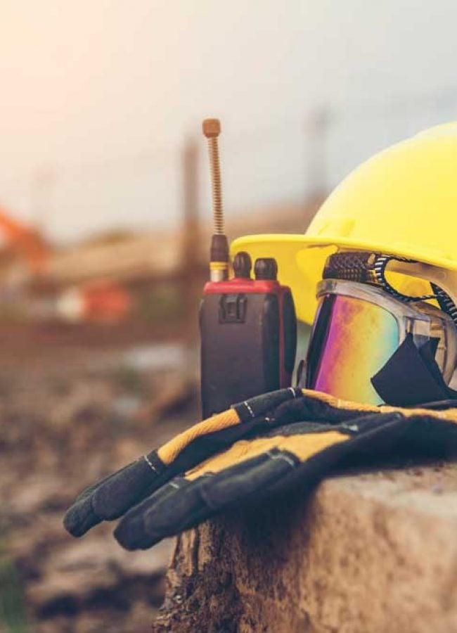 WHS Yellow Helmet